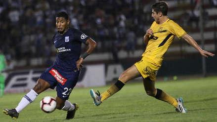 Las acciones del Alianza Lima vs. Cantolao pararon 10 minutos por problemas con la luz