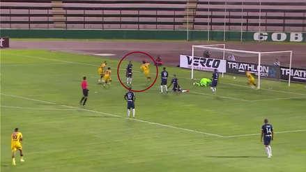 Cantolao sorprendió a Alianza Lima con este gol de Gianfranco Labarthe