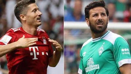 Claudio Pizarro   Robert Lewandowski rompió el máximo récord de peruano en la Bundesliga