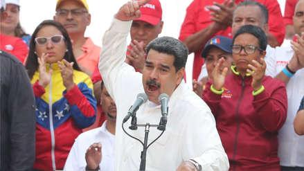 Nicolás Maduro asegura que