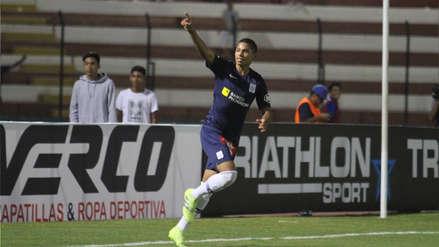 Con doblete de Kevin Quevedo, Alianza Lima derrotó a Cantolao por la Liga 1