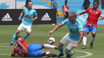 Mira las mejores postales del triunfo de Sporting Cristal por 1-0 ante Unión Comercio