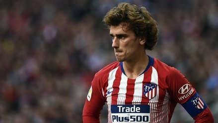 Atlético de Madrid ganó 1-0 a Leganés y sigue a la caza del líder Barcelona