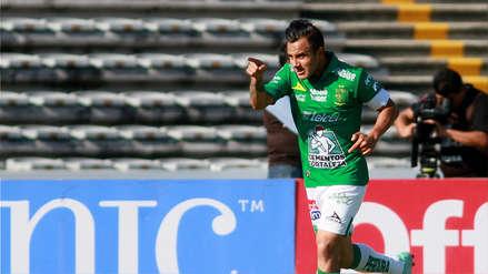 Con Beto da Silva: Lobos BUAP cayó 1-0 ante León FC por la fecha 10 del Clausura por la Liga MX