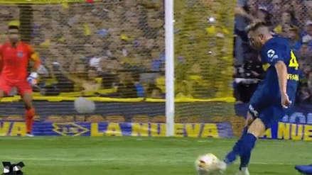Boca Juniors: Julio Buffarini se 'burló' de San Lorenzo con rabona que desató el escándalo