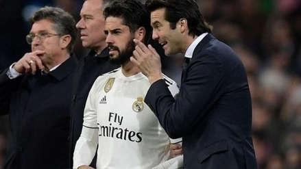 Real Madrid | Santiago Solari y su dura decisión sobre Isco pese a las numerosas bajas