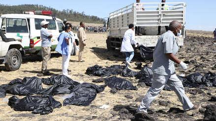 Piloto del Boeing estrellado en Etiopía reportó