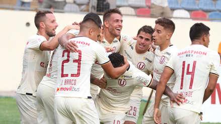 Universitario venció 1-0 a Mannucci con gol de Germán Denis por el Torneo Apertura