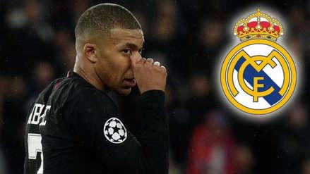 Real Madrid   Kylian Mbappé reveló su futuro ante el interés merengue