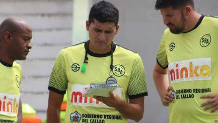 Cayó el primero: Jesús Álvarez dejó de ser entrenador del Sport Boys después de solo 4 fechas