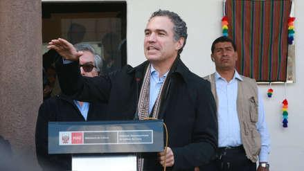 Salvador del Solar: Esta es la razón por la que renunció al ministerio de Cultura en el 2017
