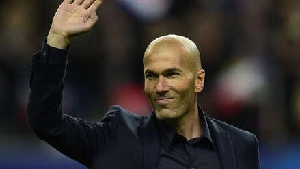 Zinedine Zidane volverá a ser entrenador del Real Madrid, según medios españoles