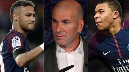 Neymar y Kylian Mbappé: Real Madrid habló sobre sus posibles fichajes