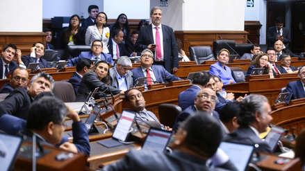Seis congresistas cobraron 2,800 soles por Semana de Representación pese a estar fuera del país