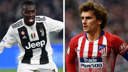 Juventus vs. Atlético de Madrid EN VIVO: ¿Cómo, cuándo y dónde ver el partido por octavos de Champions League?