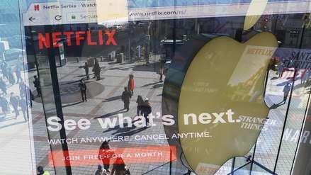¿Lanzará la competencia de Netflix? Apple anuncia un evento el 25 de marzo