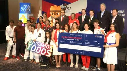 Juegos Panamericanos Lima 2019: LATAM Airlines transportará a los deportistas y técnicos