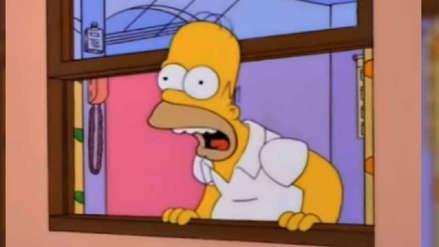 """""""Milhouse Challenge"""": El nuevo reto viral que solo un fanático de Los Simpson puede contestar"""