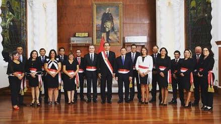 Perfil | Estos son los ministros que forman parte del gabinete de Salvador del Solar