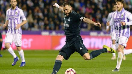 Karim Benzema respaldó la continuidad de Santiago Solari en Real Madrid: