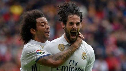 Isco Alarcón y Marcelo fueron a entrenar en su día libre tras el regreso de Zinedine Zidane
