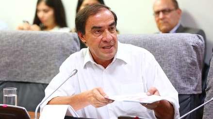 Yonhy Lescano no podrá comunicarse ni revelar la identidad  de la mujer que lo denunció por acoso sexual