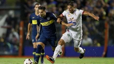 Boca Juniors venció 3-0 a Deportes Tolima por el grupo G de la Copa Libertadores