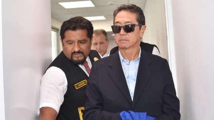 Jaime Yoshiyama fue recluido en el penal Miguel Castro Castro