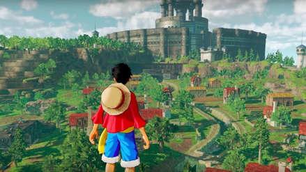 One Piece: World Seeker presenta su tráiler de lanzamiento