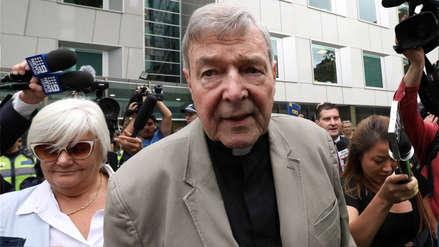 El cardenal George Pell fue condenado a seis años de cárcel por pederastia en Australia