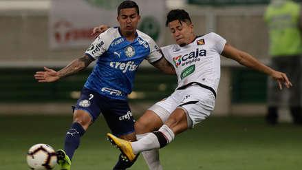 Melgar perdió 3-0 ante Palmeiras por el grupo F de la Copa Libertadores 2019