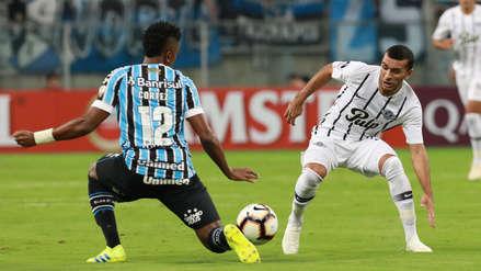 Libertad ganó de visita 1-0 a Gremio en Porto Alegre por el Grupo H de la Copa Libertadores 2019
