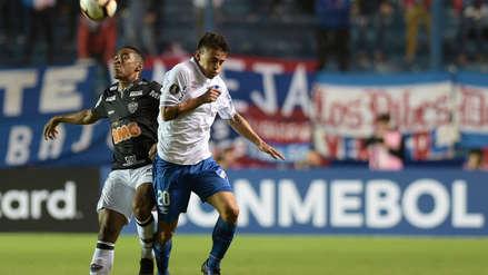 Nacional venció 1-0 a  Atlético Mineiro por la fecha 2 del grupo E de la Copa Libertadores 2019