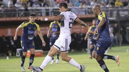 Olimpia igualó 1-1 con Universidad de Concepción por el Grupo C de la Copa Libertadores 2019