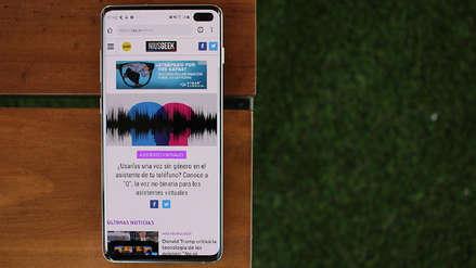 Review | Samsung S10+: un décimo aniversario bien celebrado