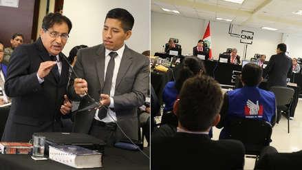 Abogado con sordera denunció haber sido discriminado por el CNM cuando postuló para ser fiscal