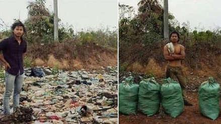 #Trashtag Challenge: El nuevo reto viral que cuida el medio ambiente