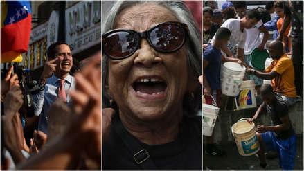 30 imágenes que muestran la rabia y desesperación de los venezolanos en protestas por apagón