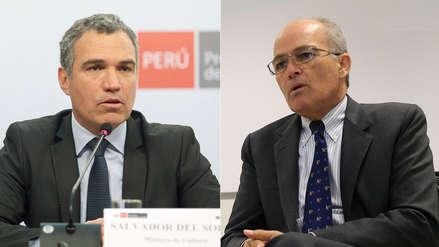 Salvador del Solar responde a las críticas de Roque Benavides, presidente de la Confiep
