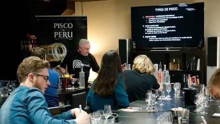 """""""Pisco College"""": la primera escuela de nuestra bebida bandera abre en Europa"""