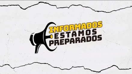 Informados estamos preparados: una campaña para la prevención de desastres en el Perú