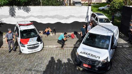 Dos ex alumnos eran los autores del tiroteo que dejó 10 muertos en escuela pública de Brasil