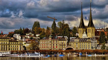"""Descubre Lucerna, la """"ciudad más bonita de Suiza"""", con estas 10 postales"""