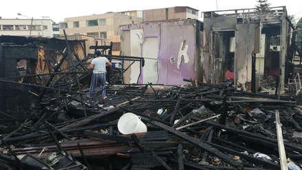 """""""Hacía rituales satánicos"""": Vecinos culpan a joven del incendio en quinta de Jesús María"""