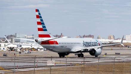 Donald Trump ordenó suspender los vuelos de los aviones Boeing 737 MAX 8 y 9