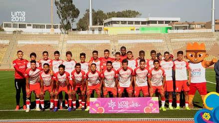 Perú entrenó por primera vez en el estadio de San Marcos de cara al Sudamericano Sub 17   FOTOS