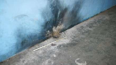 Detonan explosivo en casa de alcaldes liberteños