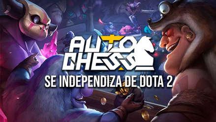 "Popular mod ""Dota Auto Chess"" se independiza de Dota 2 y se convierte en un juego de celulares"