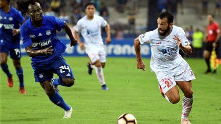 Emelec empató 0-0 con Huracán por la fecha 2 del grupo B de la Copa Libertadores