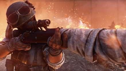 Firestorm, el modo battle royale de Battlefield V, presenta nuevo tráiler y fecha de lanzamiento